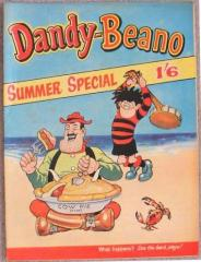 Dandy Beano Summer Special 1963 £1,371 Aug 2010