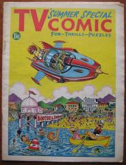 TV Comic Holiday Special 1962 £161 2008