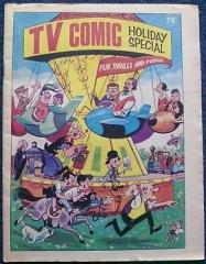TV Comic Holiday Special 1965 £128.60 Feb 2011