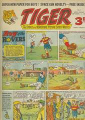 Tiger #1 with free gift £565 Nov 2009