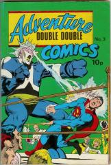 Adventure Double Double Comics #3