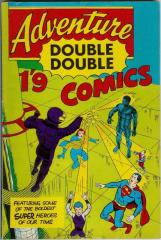 Adventure Double Double Comics #1
