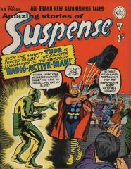 Amazing Stories of Suspense #41 (Journey into Mystery #93)