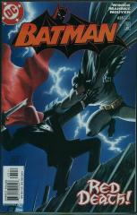 Batman #635 - 1st Jason Todd as Red Hood