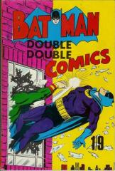 Batman Double Double Comics #1