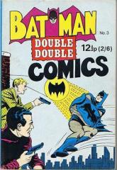 Batman Double Double Comics #3
