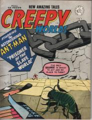 Creepy Worlds #41 (Tales to Astonish #41)