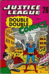 Justice League Double Double Comics #1