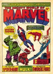 Mighty World of Marvel #1