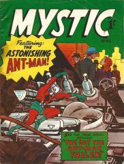 Mystic #45 (Tales to Astonish #36)