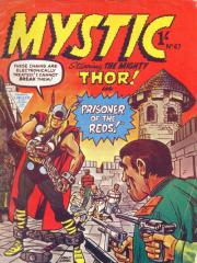 Mystic #47 (Journey into Mystery #87)