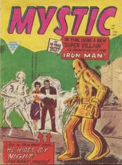 Mystic #4 (Tales of Suspense #43)