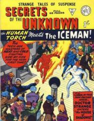 Secrets of the Unknown #62 (Strange Tales #120)