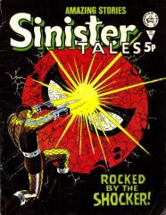 Sinister Tales #106 (Amazing Spider-Man #72)