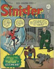 Sinister Tales #35 (Tales to Astonish #45)