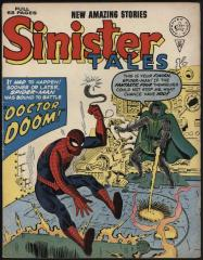 Sinister Tales #38 (Amazing Spider-Man #5)
