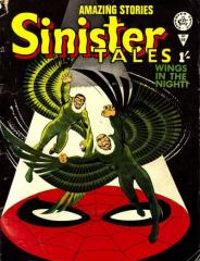 Sinister Tales #98 (Amazing Spider-Man #63)