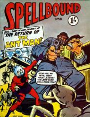 Spellbound #41 (Tales to Astonish #35)