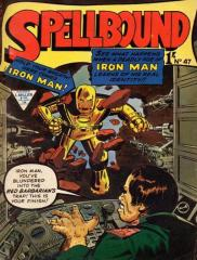 Spellbound #47 (Tales of Suspense #42)