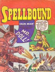 Spellbound #49 (Tales of Suspense #46)