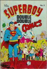 Superboy Double Double Comics #2