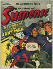 Amazing Stories of Suspense #55 (Tales to Astonish #35)