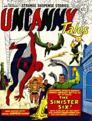Uncanny Tales #21 (Amazing Spider-Man Annual #1)