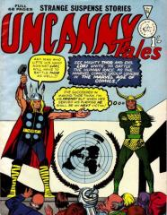 Uncanny Tales #26 (Journey into Mystery #96)