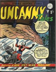 Uncanny Tales #3 (Tales to Astonish #36)