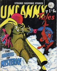 Uncanny Tales #74 (Amazing Spider-Man #66)