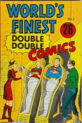 World's Finest Double Double Comics #1