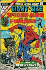 4) Giant Size Spider-Man #4