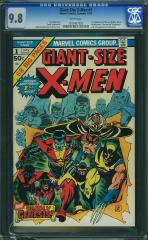 X-Men Giant Size #1 9.8 $6,100 May 2011