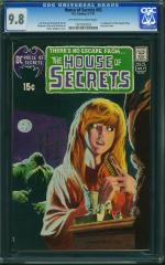 House of Secrets #92 9.8 $16,350 May 2011