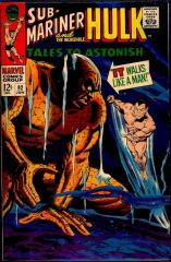 4) Tales to Astonish #92