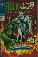 5) Tales to Astonish #93