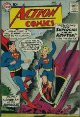 Action Comics #252 - 1st appearance of Supergirl