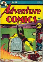 Adventure Comics #50 (Comic Connect as of Aug 2015 lists this as a Larson in VF++)