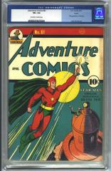 Adventure Comics #61 (Sold for $10,925 in 2002)