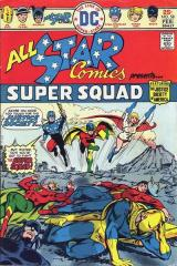 All Star Comics #58 (1977) - 1st appearance of Power Girl