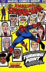 Amazing Spider-Man #121 - Death of Gwen Stacy