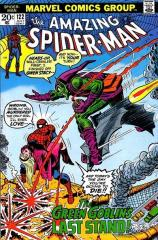 Amazing Spider-Man #122 - Death of the Green Goblin