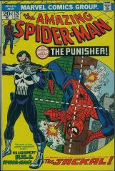 Amazing Spider-Man #129 - 1st appearance of The Punisher