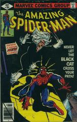 Amazing Spider-Man #194 - 1st appearance of Black Cat