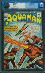 Aquaman #1 9.4 2nd Highest $11,250 Feb 2015