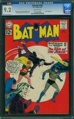 Batman #145 9.2 3rd Highest $1,777 Feb 2015