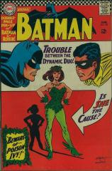 Batman #181 - 1st appearance of Poison Ivy