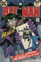 Batman #251 - classic Neal Adams Joker story