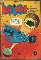 Batman #59 - 1st appearance of Deadshot