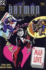 Batman Adventures Mad Love Special - Origin of Harley Quinn